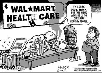 My Walmart Benefits Login