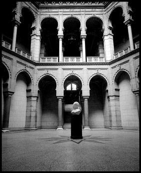 Sarajevo National Library, 1988 (Edward Serotta)