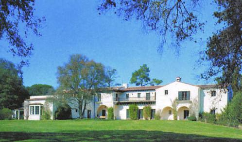 jackling house
