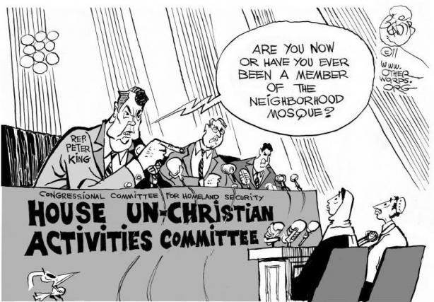 peter king anti muslim hearings
