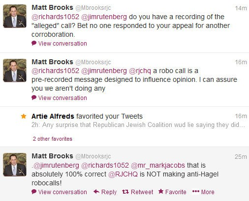 matt brooks tweet