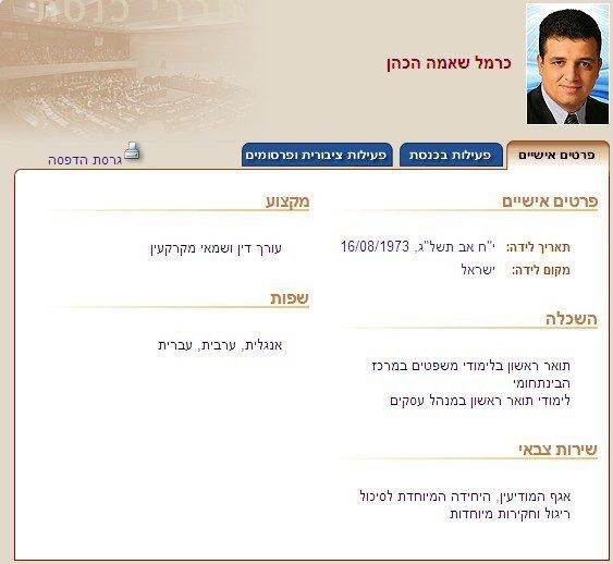 Former Israeli MK Exposes Top-Secret IDF Unit Engaged in Foreign Assassinations - Tikun Olam תיקון עולם